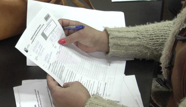 Граѓаните ослободени од поднесување годишна даночна пријава