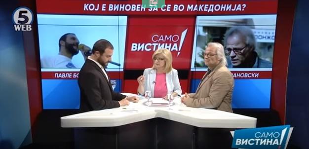 Јовановски: Кога зборуваа за воздух не кажуваа дека ќе има казни за сиромашните!