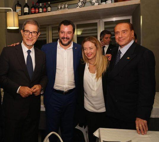 Коалицијата на Берлускони победи на Сицилија