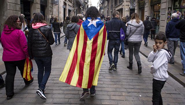 """Во Брисел ќе дискутираат за """"руската поддршка"""" на независноста на Каталонија"""