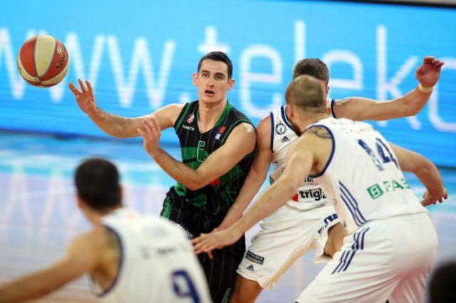 МЗТ по поразот во Љубљана се закотви на дното од АБА лигата
