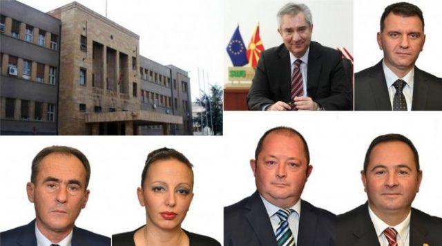 Напладне осомничените пратеници ќе се појават пред судот по барањето за притвор