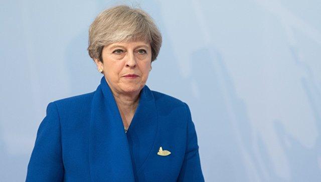"""Британската премиерката вети дека ќе ја штити Европа од """"руските закани"""""""