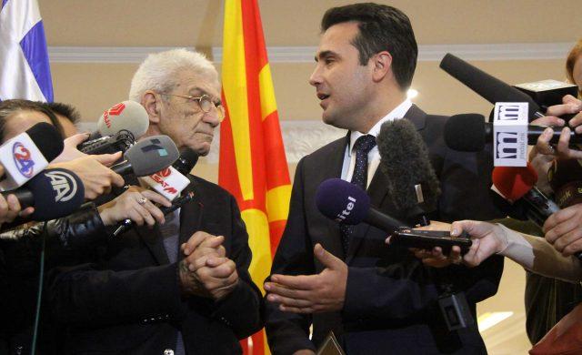 """Заев се согласил за """"Република Нова Македонија"""" или """"Северна Македонија"""""""