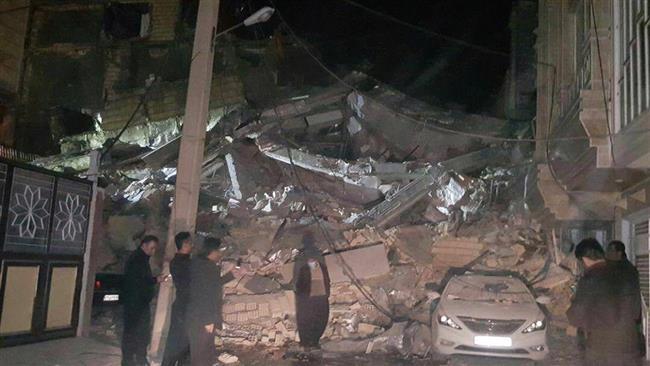 Расте бројот настрадани во земјотресот во Иран и Ирак  најмалку 350 мртви