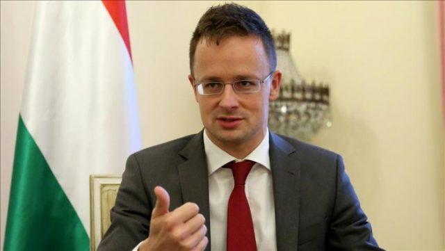 Министерот за надворешни работи на Унгарија во посета на Македонија
