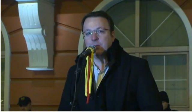 Николовски  Да се стави во притвор 5 отсто од целокупниот пратенички состав  односно 12 отсто од пратеничката група на ВМРО ДПМНЕ  не е ништо друго освен диктатура