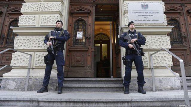Момче од БиХ осомничено за планирање терористички напад во Австрија