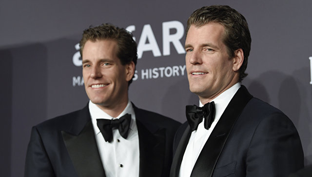Американски близнаци се првите милијардери во биткоини