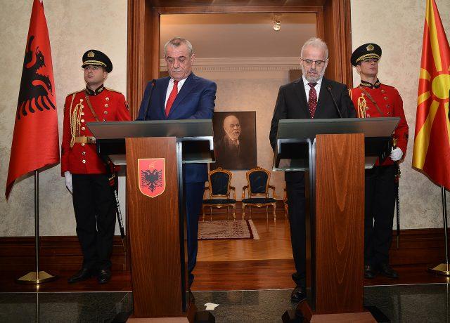 Џафери-Ручи: Македонија и Албанија да бидат дел од евроатлантските механизми