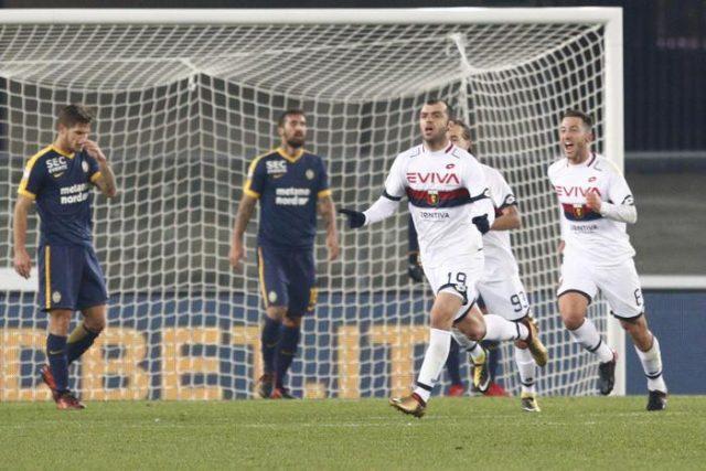 (ВИДЕО) Пандев го постигна својот прв и победнички гол за Џенова сезонава