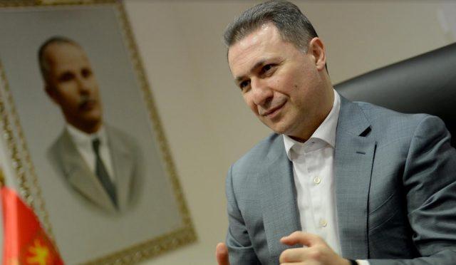 Груевски: Ќе поднесам оставка