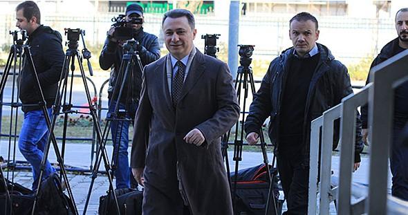 Груевски: Обвинети сме за нешто што претходно го правела, а и сега го прави Владата на СДСМ