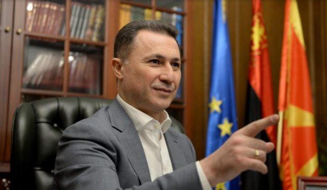 Груевски: И официјално Македонија доби режим