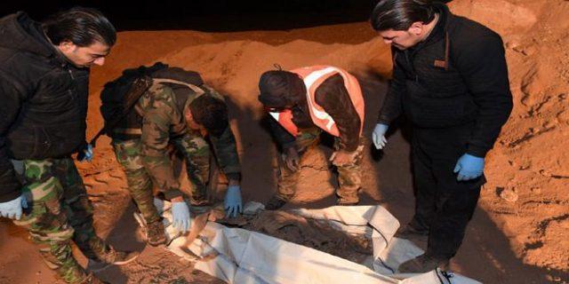 Во сириската покраина Рака откриени две масовни гробници со жртви на ИД