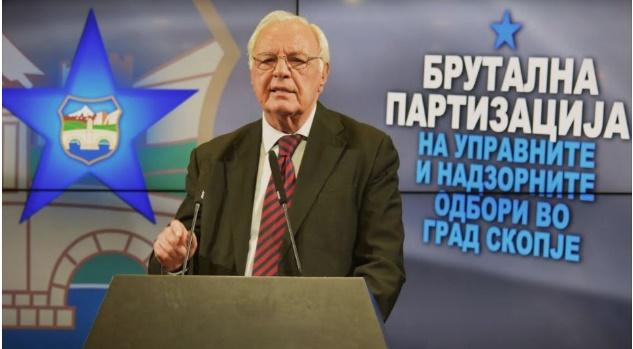 """Маневски: По наредба на Заев и Шилегов именувани 138 членови на одбори, """"шарени"""" активисти и членови на СДСМ добија месечни паушали за четири години"""