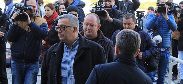 Кривичниот суд одлучува за притворот на шестемина пратеници