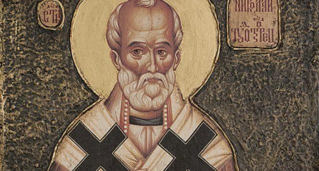Утре се празнува Свети Никола