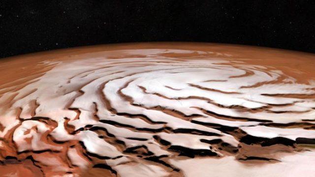 Новиот остров може да даде увид во развојот на животот на Марс