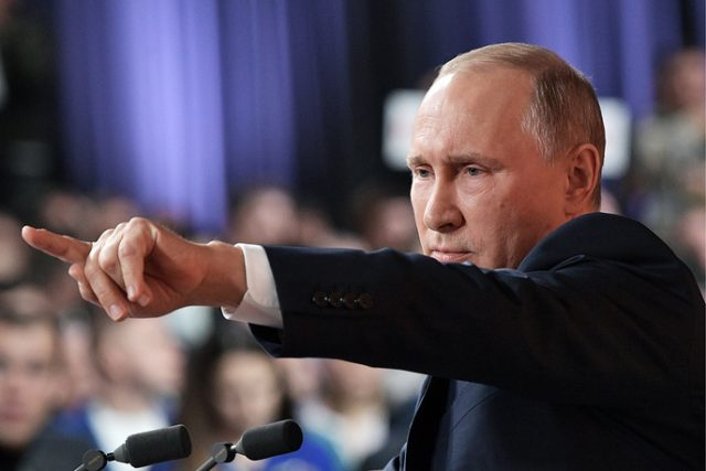 Путин: САД ги зафати манија на шпионирање