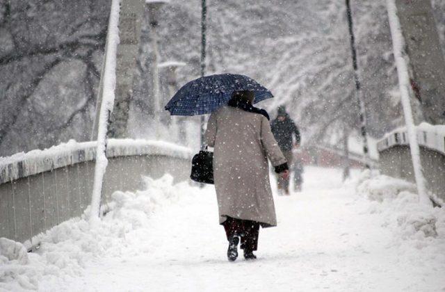 Следува викенд со студ и снег