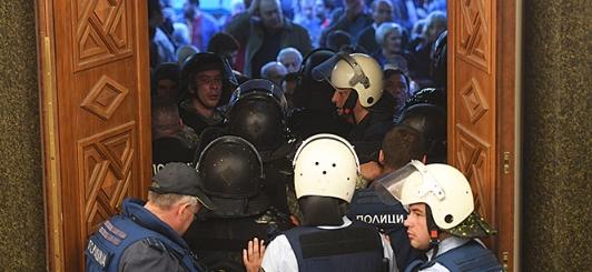 Одбраната на Дурловски  Чавков  Лазаров и Пепиќ на јавната седница побараа укинување на притворoт