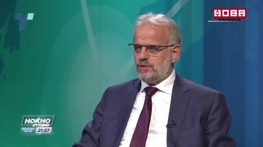 Џафери: Знаевме дека граѓаните ќе влезат во Собранието, затоа Ахмети не беше внатре (ВИДЕО)