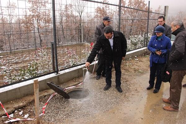 Пуштен во употреба водоснабдителниот систем во Раштак