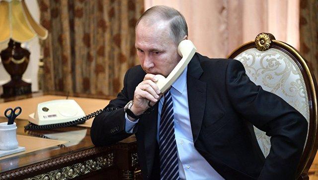 Путин и Трамп разговараа за ситуацијата на Корејскиот полуостров