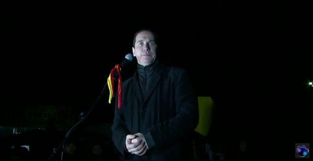 Ѓорчев: Борбата за Македонија продолжува, сите неправедно затворени повторно ќе се вратат кај нивните најмил