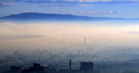Укинати вонредните мерки за намалување на аерозагадувањето
