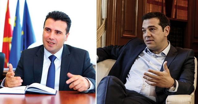 Грчки медиуми: Средба Заев – Ципрас во Давос на 24 јануари