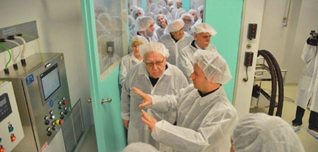 """""""Алкалоид"""" отвори три нови погони – инвестиција вредна над 2,5 милиони евра"""