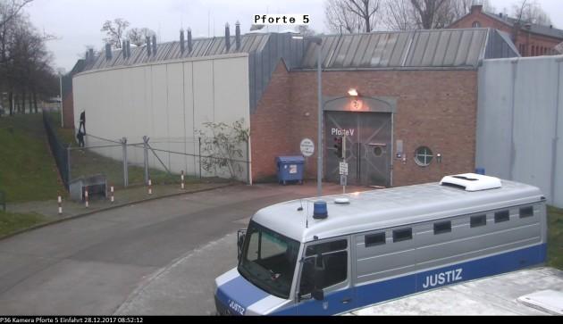 За неколку дена од берлинскиот затвор побегнале девет затвореници