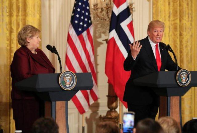 Трамп не исклучува враќање на САД на Парискиот договор