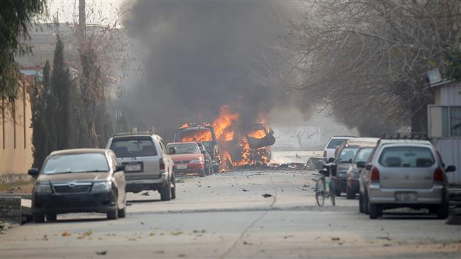 (ВИДЕО) Најмалку пет убиени во нападот на агенцијата за деца во Авганистан