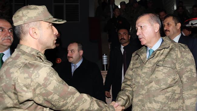 Ердоган порача дека е подготвен во Сирија да оди сé до Ирак