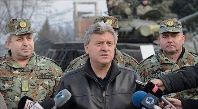 Иванов: Очекувам структурите на НАТО да не бидат заложница на Грција