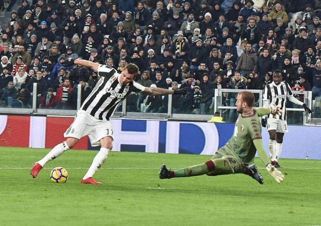 Јувентус преку Торино во полуфиналето на купот, RAI вршеше пренос без коментатор