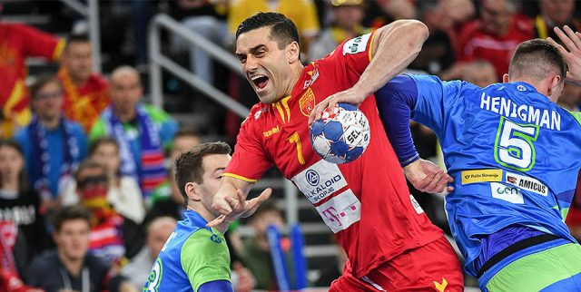 (ВИДЕО) Македонија го започна шампионатот со триумф над фаворизираната Словенија
