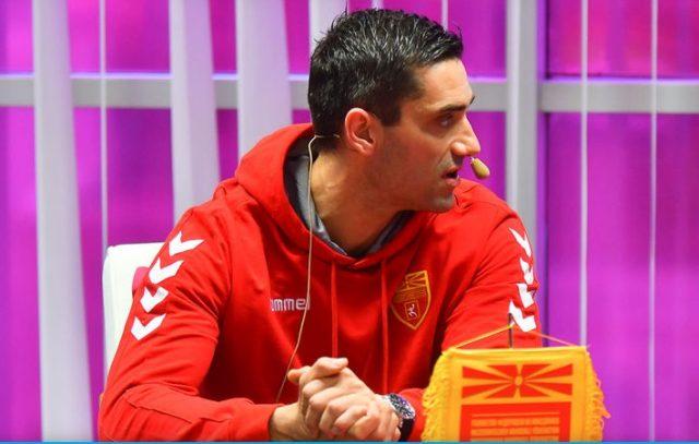 Лазаров: Ќе бидеме фокусирани за секој натпревар