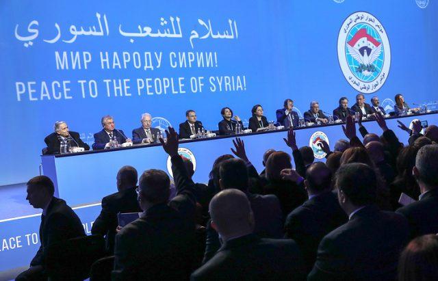 Завршија тешките разговори за Сирија во Сочи, опозицијата тврди дека е игнорирана