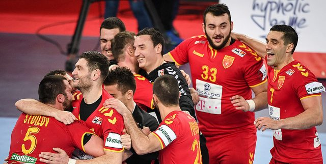 Македонската ракометна селекција обезбеди пласман на СП во Германија и Данска