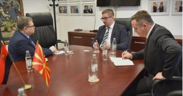 ВМРО-ДПМНЕ ја потврди определбата кон евроатлантските интеграции, изрази сомнеж во капацитетите на актуелната власт