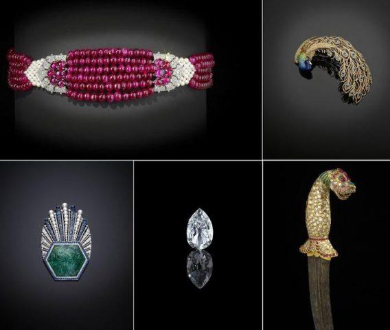 Дрска кражба на индиски накит од изложба во Венеција