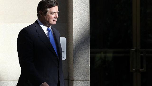 """Манафорт го тужи специјалниот обвинител на САД во случајот за """"руското мешање"""""""