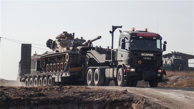 Анкара потврди дека ја започна офанзивата врз сириските Курди