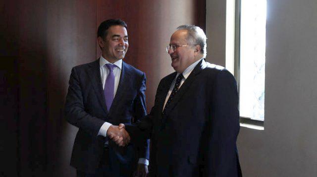Димитров и Коѕијас можно е да преговараат и во Софија