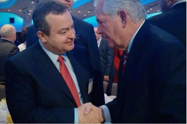 """Дачиќ: Србија сака да ги """"ресетира"""" односите со САД"""