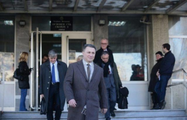 Груевски  СМС пораки не може да бидат доказ пред суд